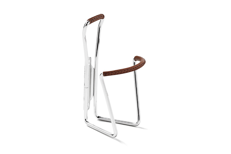 CREME classic bottle cage, chrome - Bild 1