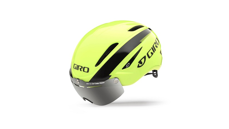 GIRO AIR ATTACK SHIELD highlight yellow/black M - Bild 1
